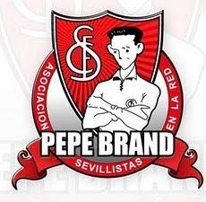 Asoc. Sevillistas en la Red Pepe Brand