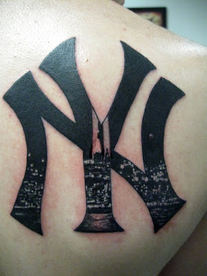 Baseball tattoos let you show your team spirit! Temporary tattoos are easy