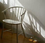 Ejvind A. Johansson, tremmestol fra FDB MØBLER