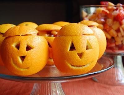Halloween Fruit Ideas