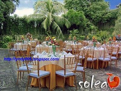Wedding Reception Venuecateringgarden Weddingmetro Manila Wedding