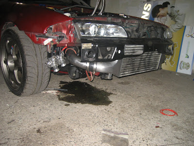 Aftermarket Front Mount Intercooler FMIC