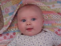 Maddie at 3 Months