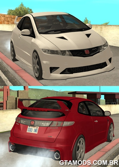 Honda Civic Type R Mugen Tuning 2009