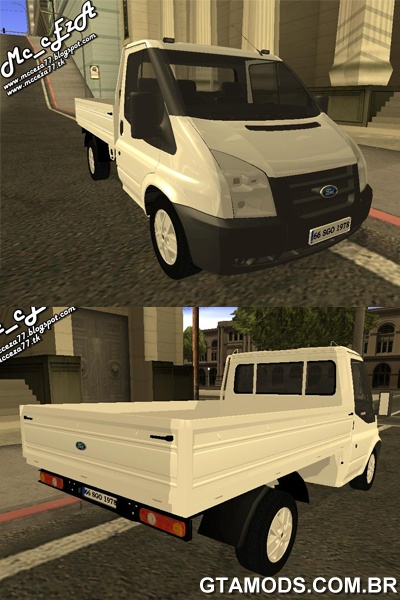 Ford Transit Pickup 2008