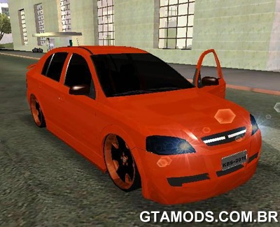 Chevrolet Astra 2010 Edited by Kaue 3D