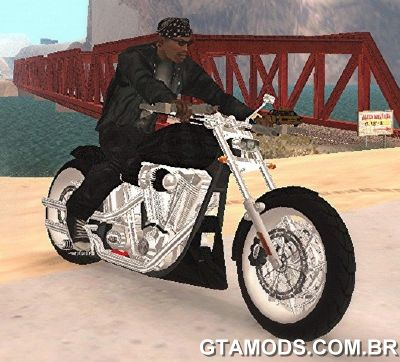 HD RaceChopper FLSTF Tuning
