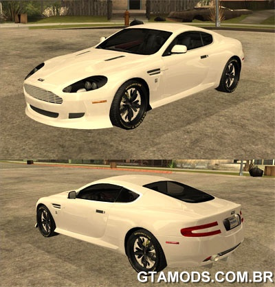 Aston Martin DB9 NFS:PS