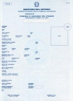 Cultura immigrati e politica a bologna 19 09 10 26 09 10 for Controllo permesso di soggiorno napoli