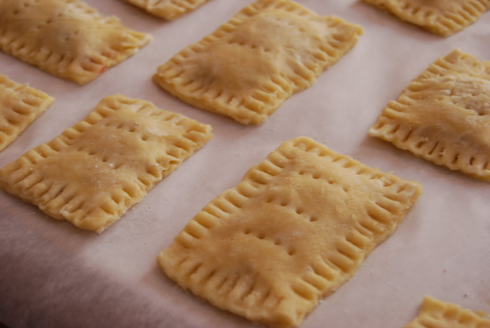 Homemade Pop-Tarts - Macaroni and Cheesecake