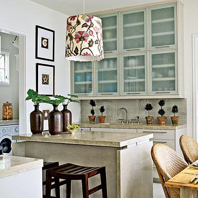 Bay Window Traverse Curtain Rods Sheer Curtains for Kitchen