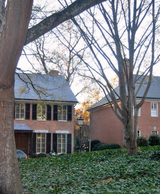 Atlanta Garden Of Bill Hudgins: Whitehaven: Peachtree Garden Club Christmas Home Tour