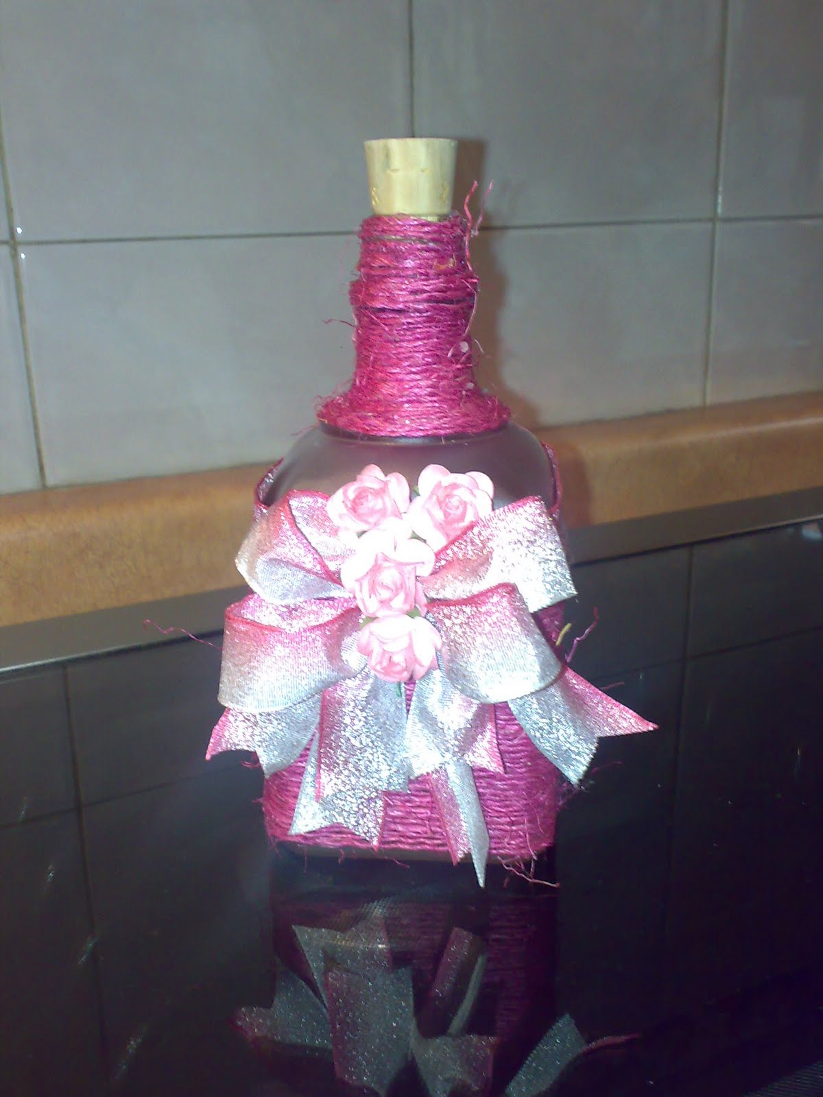 Pin decoracion de botellas pelautscom on pinterest - Decoracion de botellas ...