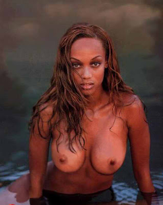 Tyra%25252BBanks%25252BNude%25252Btyra banks nude 4 ... 32B/21/33 not a lot of skinny black porn stars in the industry though so ...