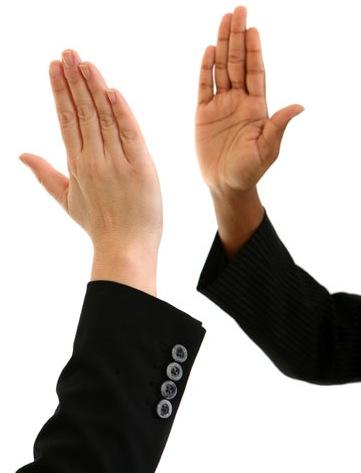 Inserzione sperimentale di BLOG all'interno del Regno High-five
