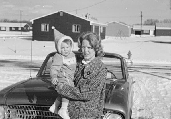 1964  Mom (Florence) & I