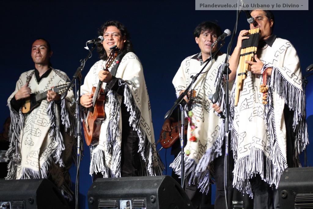 musica andina de los kjarkas: