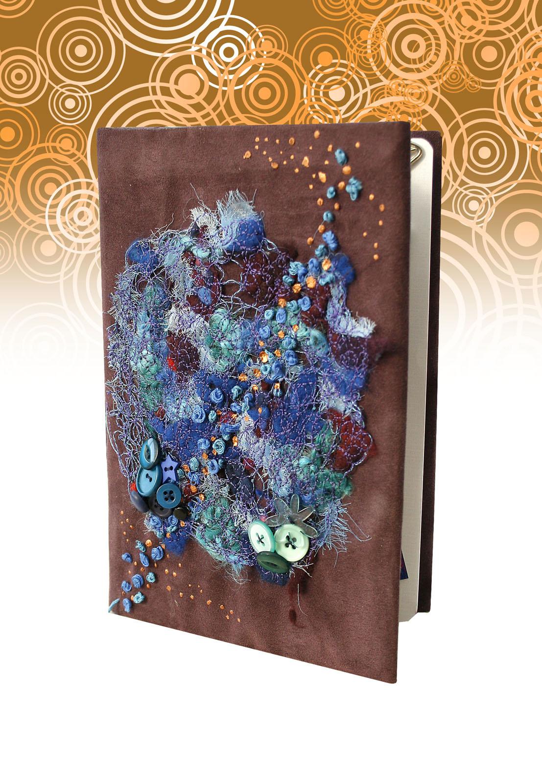 designs by anita for funky art goodies  handmade journal