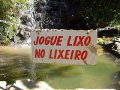 Precisamos Amar e Preservar nossos Rios!