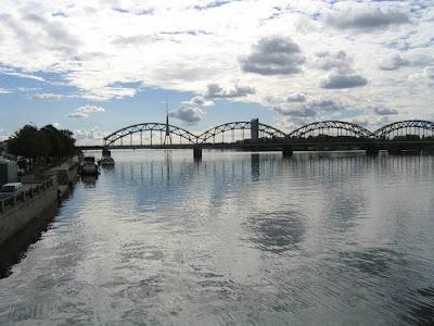 Daugava, Riika - Vaiheinen