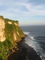 Rannikkoa Balilla