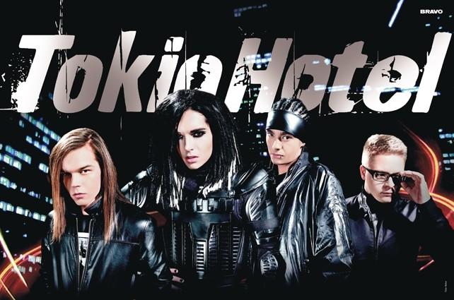 Anything Tokio Hotel
