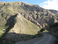 carretera Yunga - Ichuña