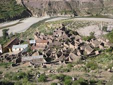 Camata pueblo antiguo, Moquegua