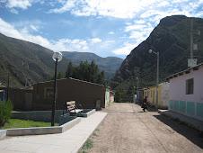Exchaje, Moquegua, Peru