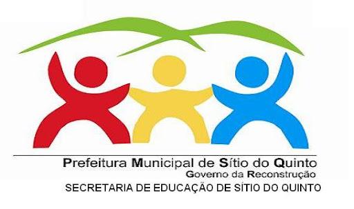 SECRETARIA DE EDUCAÇÃO DE SÍTIO DO QUINTO
