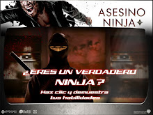 Juego Ninja Assassin