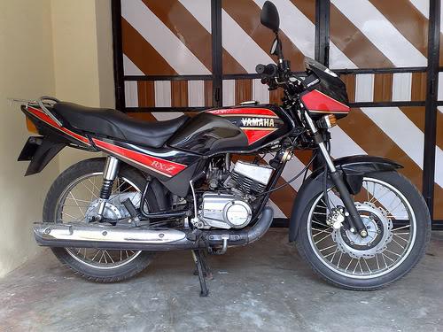 Below 300cc  Yamaha RX Z 135cc