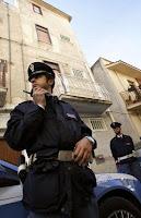 italian police raid scientology