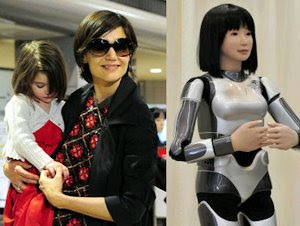 robots in japan