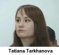 Evgeniya Tarkhanova