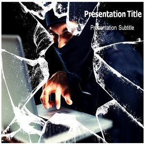 Cyber crime powerpoint template themes powerpoint templates online cyber crime powerpoint template themes toneelgroepblik Images