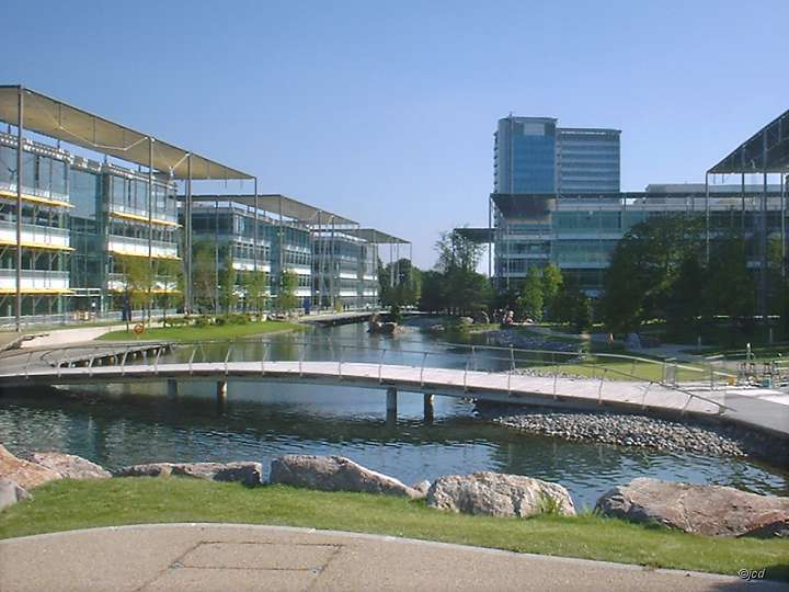 Chiswick Business Park Map