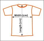 T-shirt Size!!!