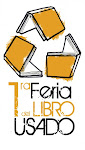 Primera Feria del Libro usado! Plaza de la Cultura