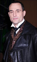 Mark Strong as Lord Blackwood in Sherlock Holmes Movie