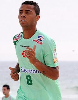 Rafael Carioca no Atlético