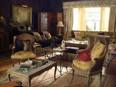 Site Blogspot  Accessories  Living Room on The Furnishings And Accessories And The Color Of The Walls