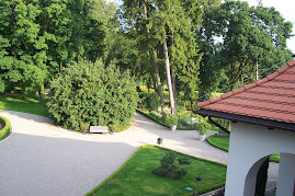 Sinołęka- widok na podwórko