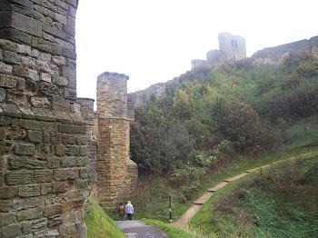 dookoła zamku Artura