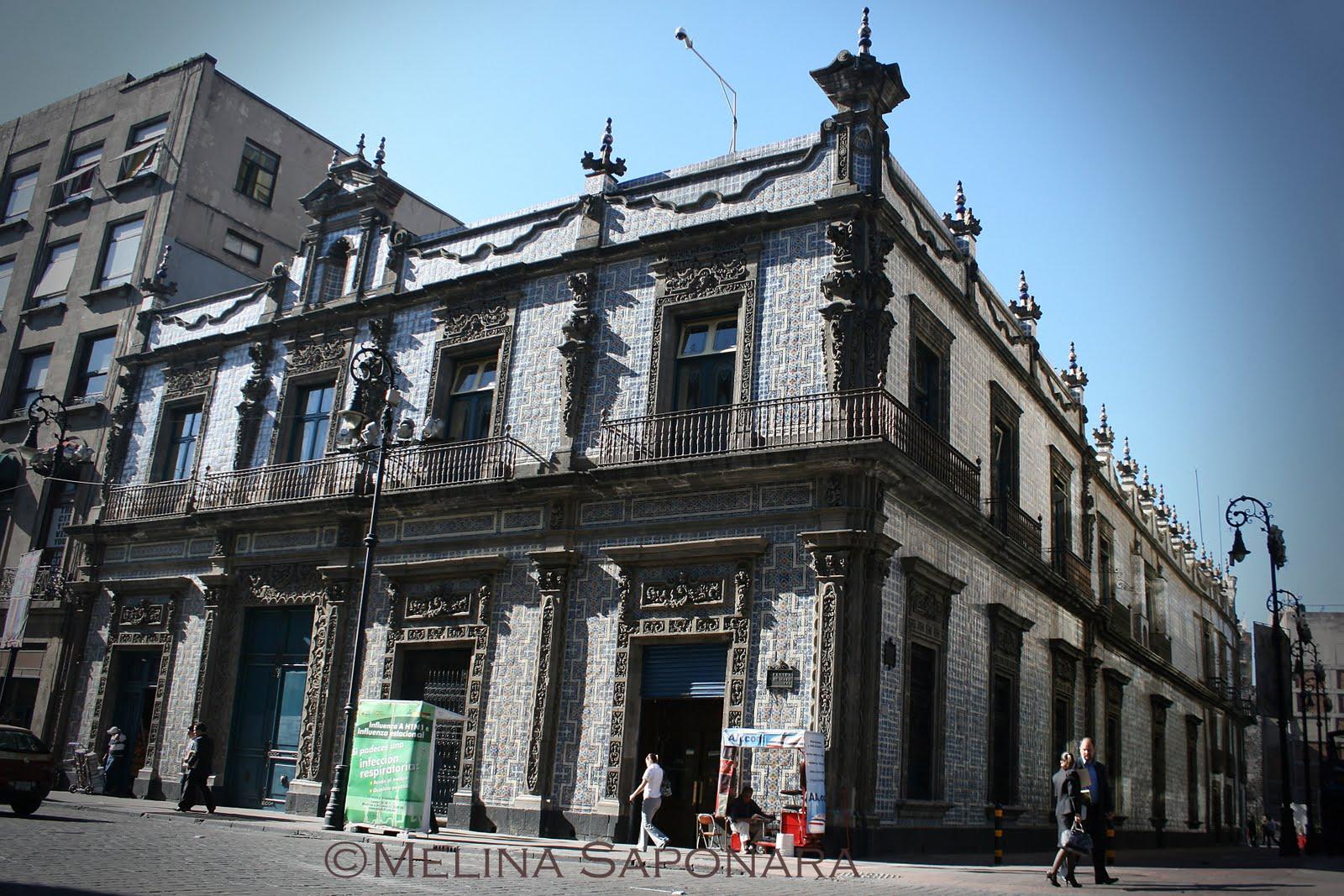 Fotografo aficionado esquina de los azulejos for El sanborns de los azulejos