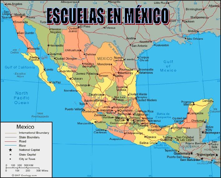 . turquesa del mar Caribe y practicar el buceo en el segundo arrecife más . political map of mexico