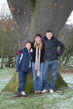 Connor, Me and Alex, Winter 2010