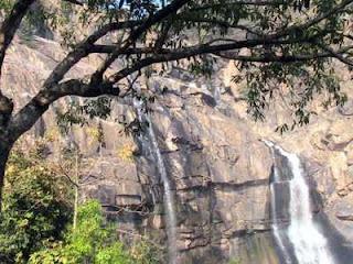 waterfall netarhat