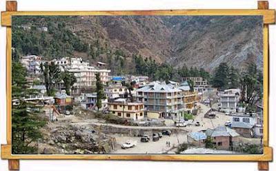 dharamshala town photo