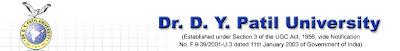 Dr. D.Y. Patil Vidyapeeth PUNE